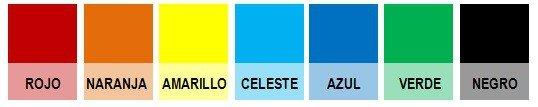 Dinámica Paleta de Colores