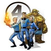 Dinámica Los Cuatro Fantásticos