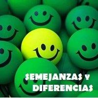 Dinámica Semejanzas y Diferencias