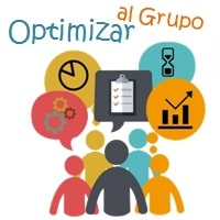 Dinámica Optimizar al Grupo