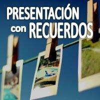 Dinámica Presentación con Recuerdos