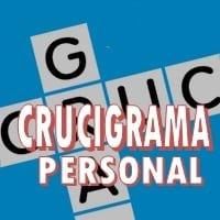 Dinámica Crucigrama Personal