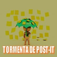 Dinámica Tormenta de Post-it