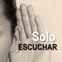 Dinámica Solo Escuchar