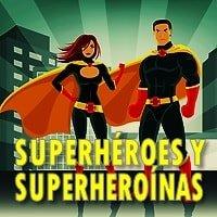 Dinámica Superhéroes y Superheroínas