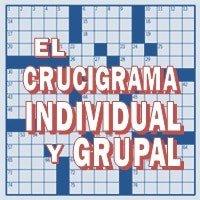 Dinámica El Crucigrama Individual y Grupal