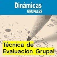 Técnica de Evaluación Grupal
