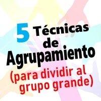 5 Técnicas de Agrupamiento